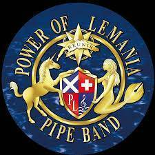 Power of Lemania Pipe Band